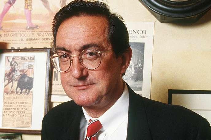Jean-Michel Goudard, en 1993.