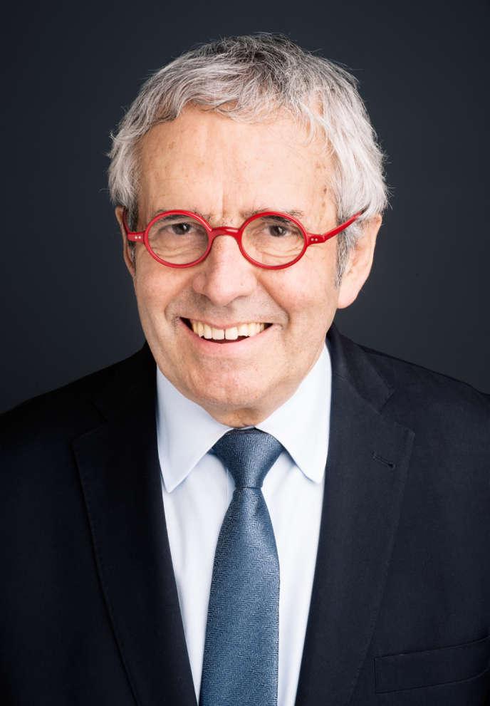 Francis Palombi, en 2019.