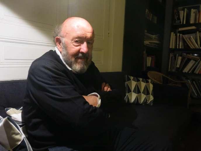 Jean-Yves Nau, en 2016.