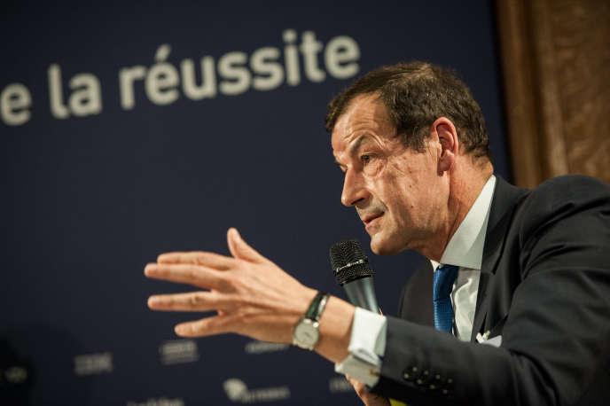 Thierry Derez, le PDG de l'assureur Covéa, devra, à titre personnel, payer près de 480000euros au titre du préjudice à l'encontre de Scor.