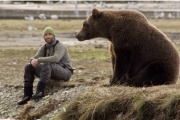 «L'Ours et moi», un film deRoman Droux, qui part à la rencontredes ours d'Alaska.