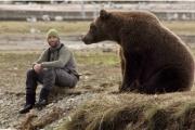 «L'Ours et moi», un film deRoman Droux, qui part à la rencontredes ours d'Alaska.