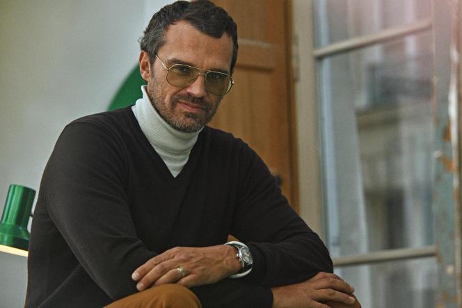 Alain Marhic,cofondateur de la marque March LA.B.