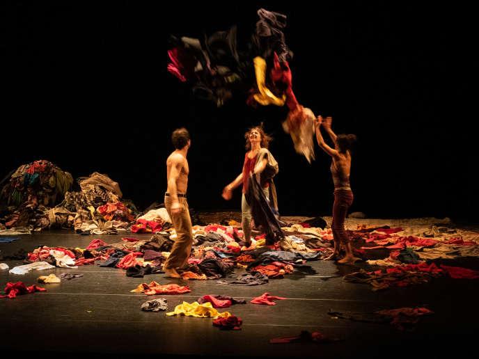 La compagnie Allégorie présentera, dans le cadre de La Nuit du cirque numérique, son nouveau spectacle, «Collision», le 13 novembre à 22h45.