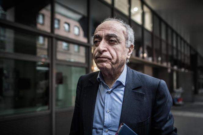 Ziad Takieddine est l'un des principaux témoins à charge contre Nicolas Sarkozy dans l'enquête sur des soupçons de financement libyen de la campagne présidentielle de2007.