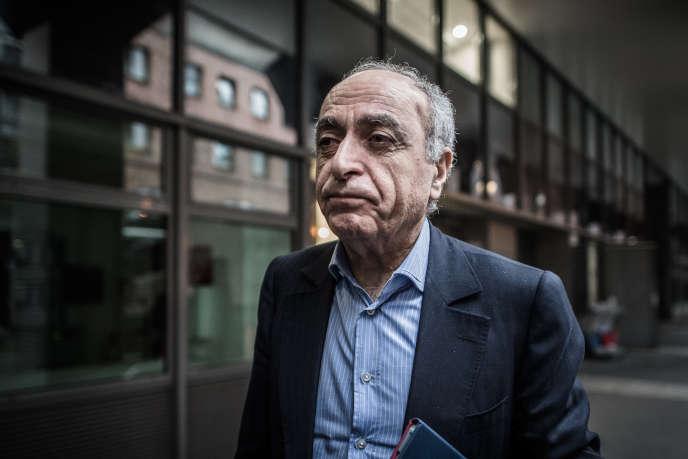 « Il n'y a pas eu de financement de campagne présidentielle de Sarkozy », assure désormaisZiad Takieddine.
