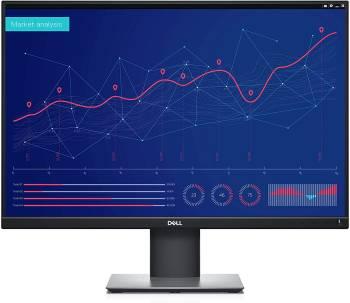 Plus d'espace utilisable sur l'écran Dell P2421