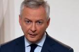 Le ministre de l'économie, Bruno Le Maire.