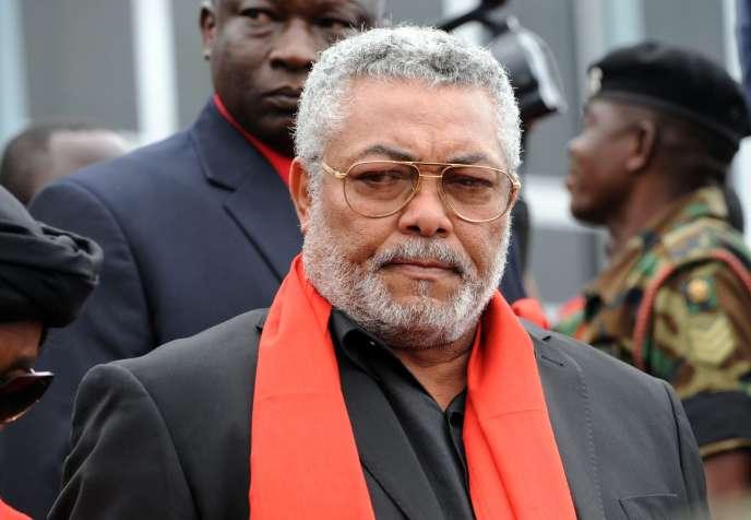 Jerry Rawlings, ancien président ghanéen et figure historique du continent africain, est mort