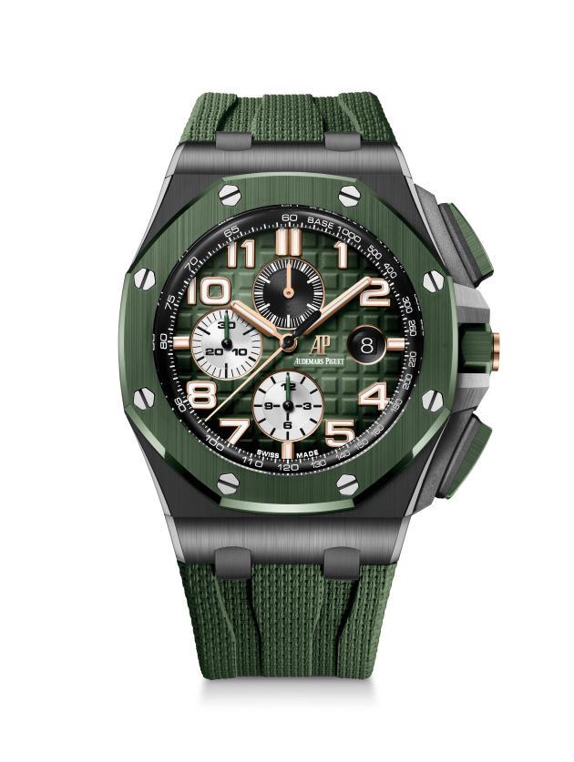Royal Oak Offshore, chronographe automatique d'Audemars Piguet