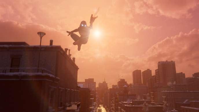Deux ans après le précédent jeu «Spider-Man», il y a de nouveau des problèmes à régler à New York.