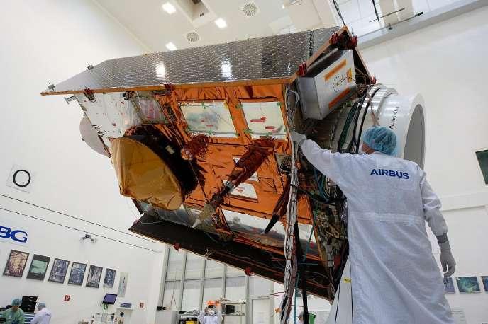 Le satellite Sentinel-6, fruit d'une collaboration entre Européens et Américains, décollera le 21 novembre 2020 d'une base militaire californienne.