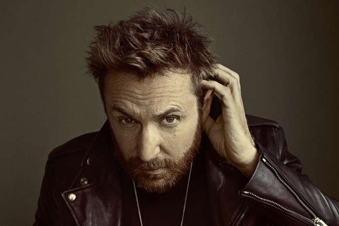 Le DJ, compositeur et producteur David Guetta, à New York, en 2018.