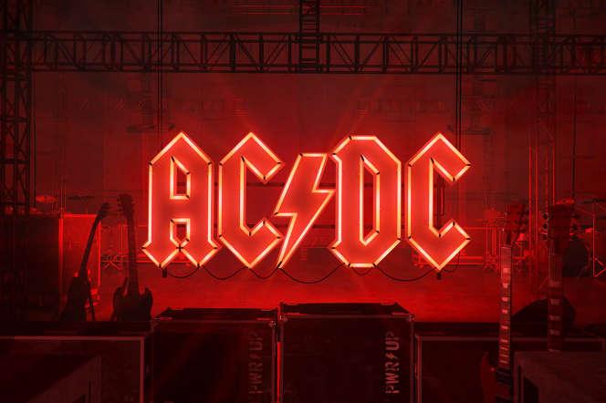 Pochette de l'album « PWR/UP », d'AC/DC.