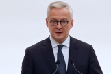 Bruno Le Maire, le 15 octobre 2020.