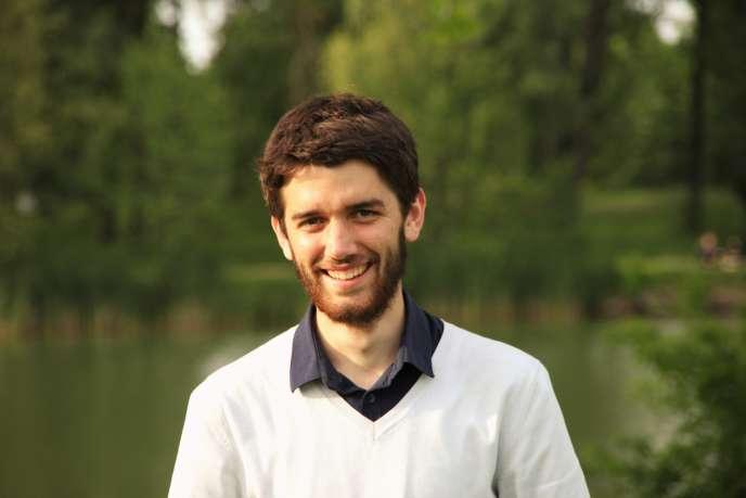 Benoît, 22 ans.
