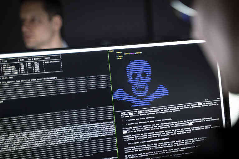 IT security scientists train in the