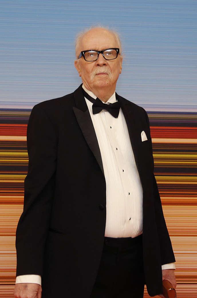 John Carpenter au Festival de Cannes le 15 mai 2019.