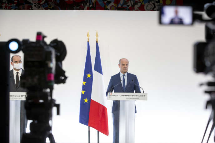 Jean-Michel Blanquer, a minister in turmoil