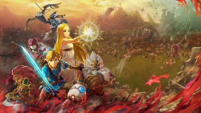 « Zelda, ma chère Zelda, ne vois-tu rien venir? — Je ne vois rien que le château qui flamboie, et le monstre qui tournoie.»