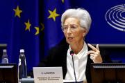 Christine Lagarde, présidente de la Banque centrale européenne, à Bruxelles, le 6 février 2020.