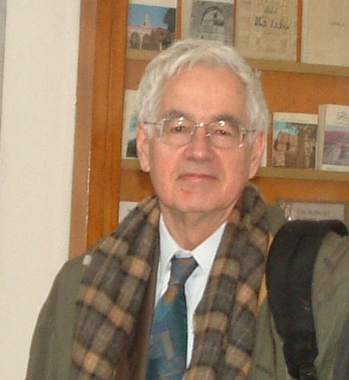 Au musée archéologique de Damas, enavril 2005.