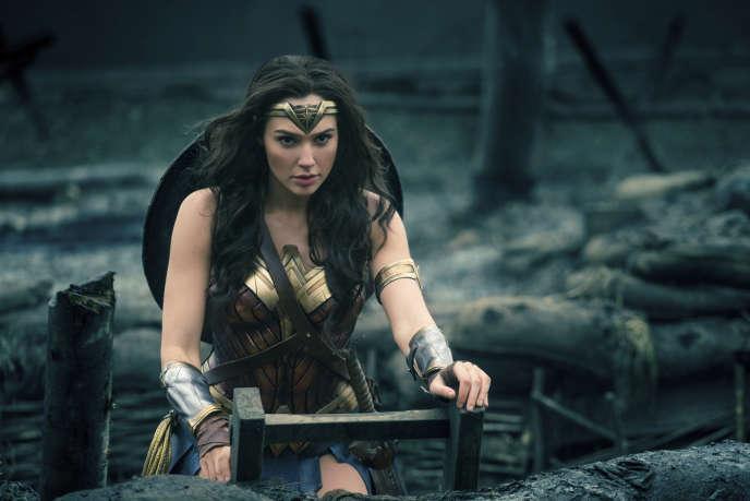 Le premier volet de « Wonder Woman», en 2017, avait récolté 800 millions de dollars de recettes et propulsé Gal Gadot au rang de star mondiale