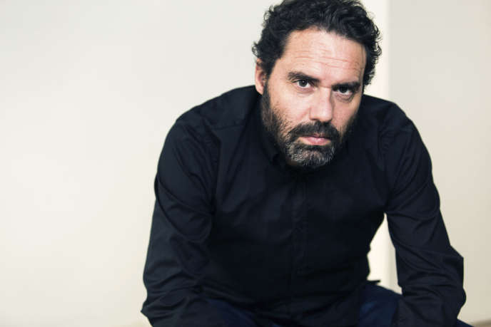 Aitor Gabilondo, le créateur et scénariste de «Patria», en février.