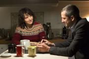 Juliette Binoche et Guillaume Canet dans «Doubles vies», d'Olivier Assayas.