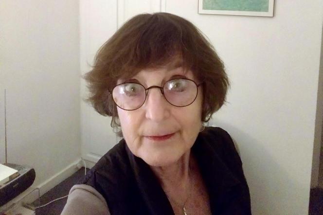 Nathalie Leblanc, psychiatre en libéral à Paris (15e) et formatrice pour l'association Suicide écoute.