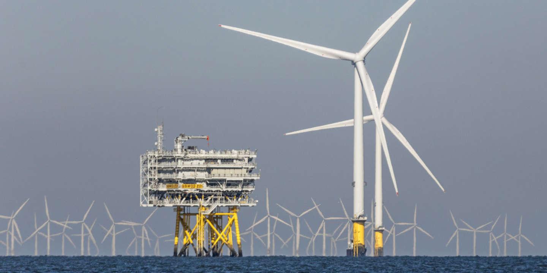 La vague de l'éolien en mer renverse la transition énergétique