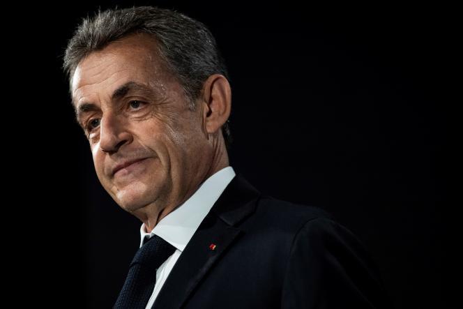 Nicolas Sarkozy, en juin 2019.