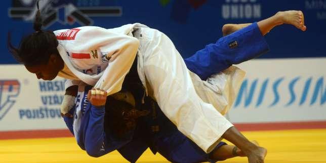 Judo: Madeleine Malonga et Romane Dicko complètent la moisson française de titres européens