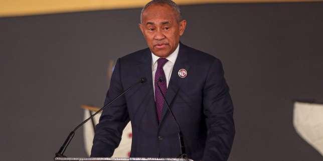 Football: le président de la Confédération africaine Ahmad Ahmad suspendu cinq ans par la FIFA