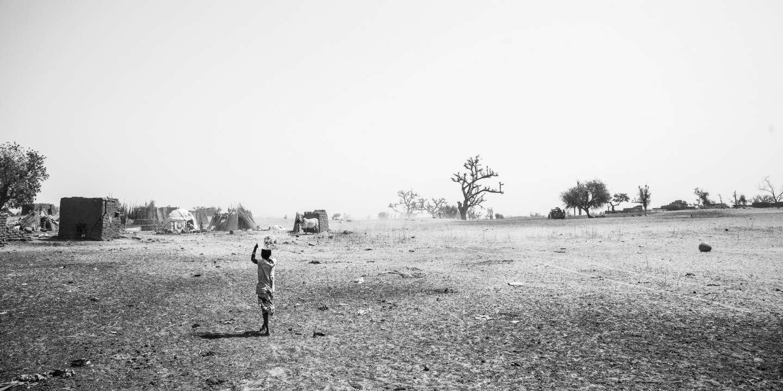 Dans le centre du Mali, des villages rasés par les violences et la famine