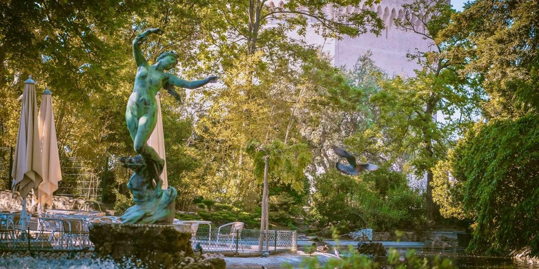 D'Avignon à LaRochelle, cinq parcs et jardins confinement compatibles