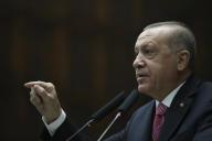 Recep Tayyip Erdoganaccuse le prédicateur Fethullah Gülen d'avoir ourdi la tentative de putsch.