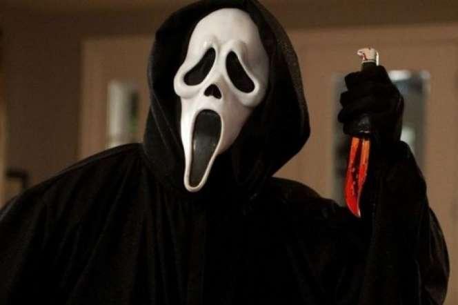 « Scream», film de Wes Craven.