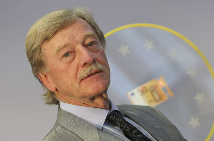Yves Mersch, the departure of a memory of the euro