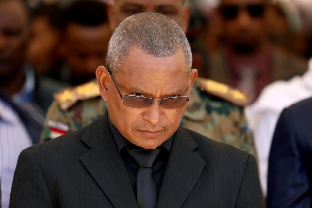 Debretsion Gebremichael, président du Tigré et chef du Front populaire de libération du Tigré (FPLT), le 26 juin 2019.