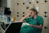 «La crise et le confinement ont entraîné, pour la majorité des gens, des situations de stress aigu et pour certains chronique»