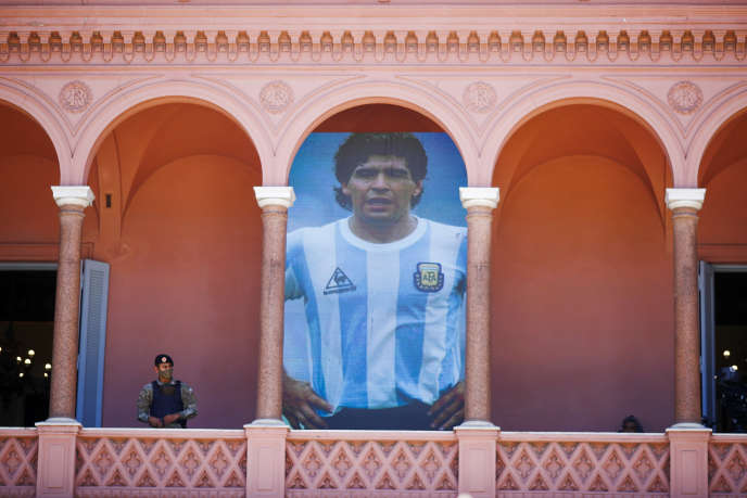 Diego Maradona's doctor targeted by manslaughter investigation
