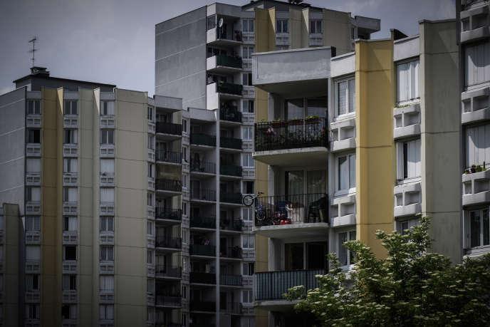 A Bobigny (Seine-Saint-Denis), en mai 2018.