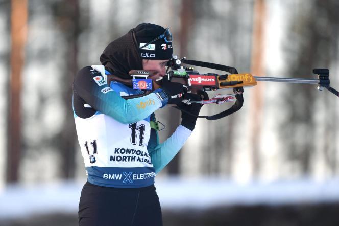 A Kontiolahti, mi-mars, Julia Simon avait achevé sa saison en décrochant sa première victoire en Coupe du monde.
