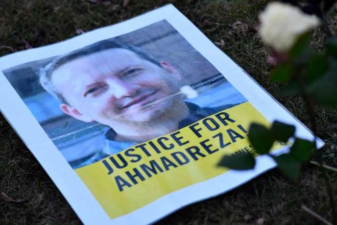 Concerns for Ahmad Reza Jalali, an Iranian-Swedish man sentenced to death in Tehran