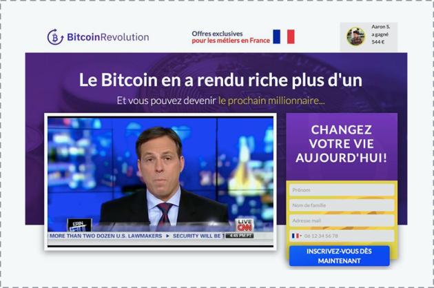 bitcoins le monde france