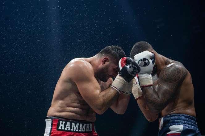 Tony Yoka a battu Christian Hammer aux points.