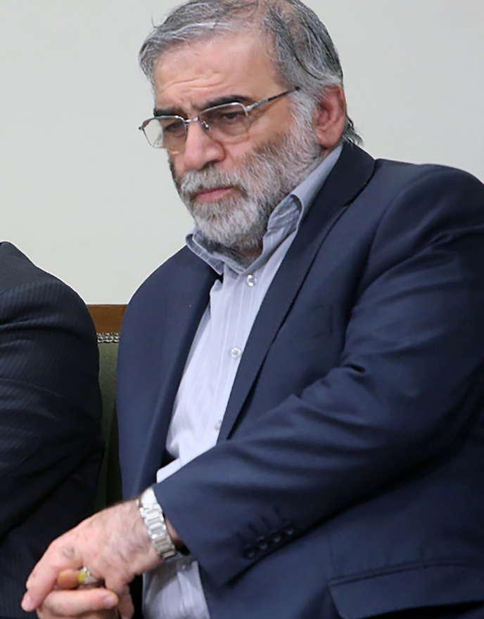 Assassinat de Mohsen Fakhrizadeh, acteur-clé du programme nucléaire iranien