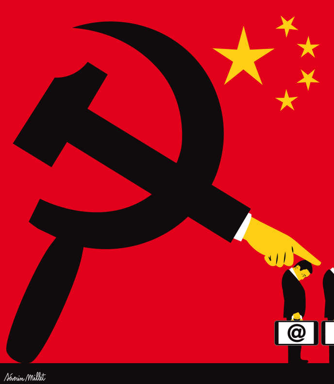 Chinese tech tycoons under state surveillance