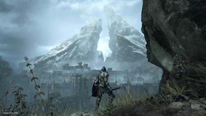 Même s'il prend place dans des donjons étriqués, «Demon's Souls», comme les jeux plus récents de FromSoftware, sait y faire question panorama.